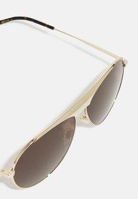 Gucci - UNISEX - Sunglasses - gold-coloured/brown - 2
