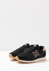 New Balance - WL373 - Sneaker low - black - 4