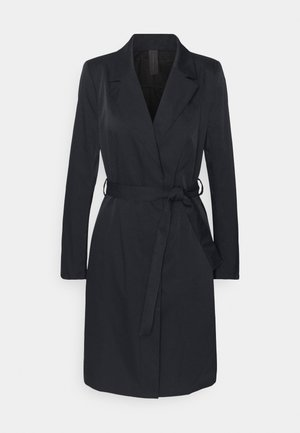PLYMOUTH - Trenchcoat - blau