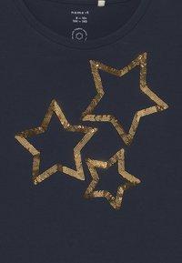 Name it - NKFNANASTAR - Long sleeved top - dark sapphire - 2