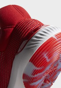 adidas Performance - PRO BOUNCE 2019 LOW SHOES - Basketball shoes - red - 8