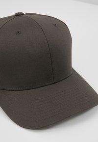 Flexfit - COMBED - Keps - dark grey - 6