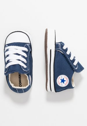 CHUCK TAYLOR ALL STAR CRIBSTER MID - First shoes - navy/natural ivory/white