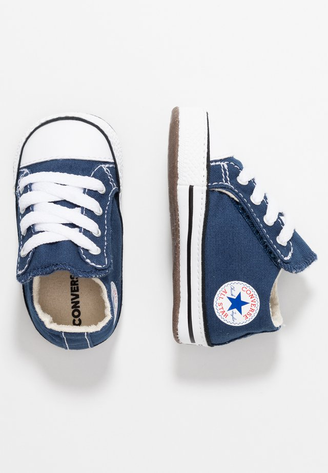 CHUCK TAYLOR ALL STAR CRIBSTER MID - Babyskor - navy/natural ivory/white