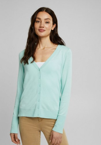 Cardigan - light turquois