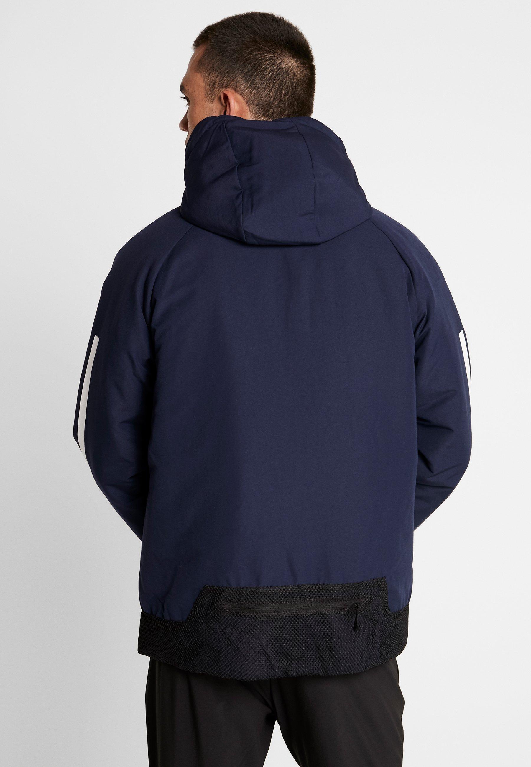 adidas Performance Winterjas - dark blue  Heren jassen fsluv
