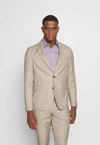 Isaac Dewhirst - THE SUIT - Kostym - beige - 2