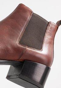 Vagabond - MARJA - Ankelstøvler - brandy - 2