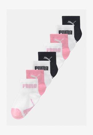 BABY MINI CATS LIFESTYLE 8 PACK UNISEX - Skarpety - pink lady/new navy/white