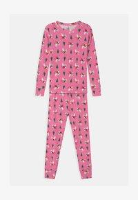 GAP - GIRL XMAS  - Pyjama set - parisian pink - 0