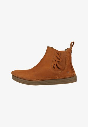 Ankle boots - wood