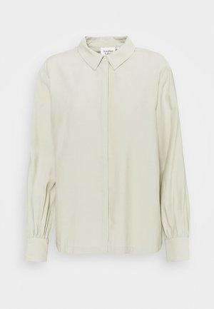 SAKURA - Button-down blouse - alfafa