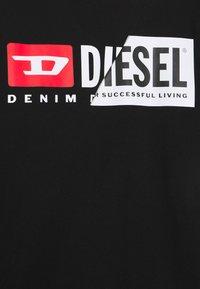 Diesel - TDIEGOCUTY MAGLIE - Long sleeved top - nero - 2