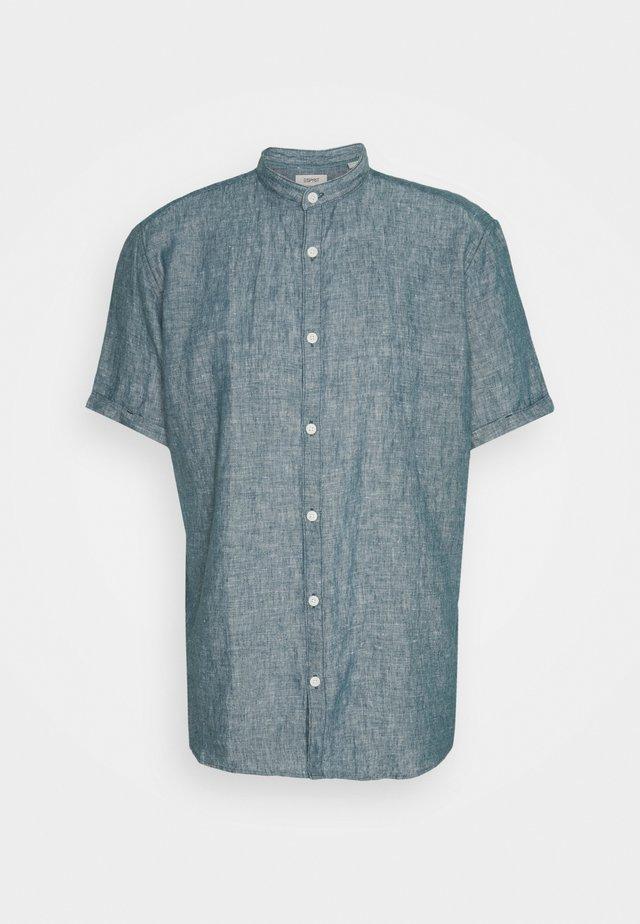 MELANGE - Shirt - teal blue