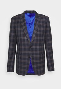 Paul Smith - TAILORED FIT BUTTON SUIT - Costume - dark blue - 1