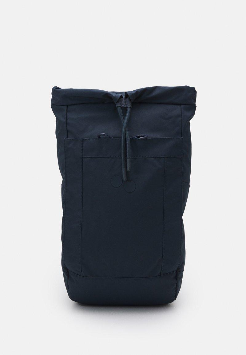 pinqponq - KALM UNISEX - Rucksack - slate blue