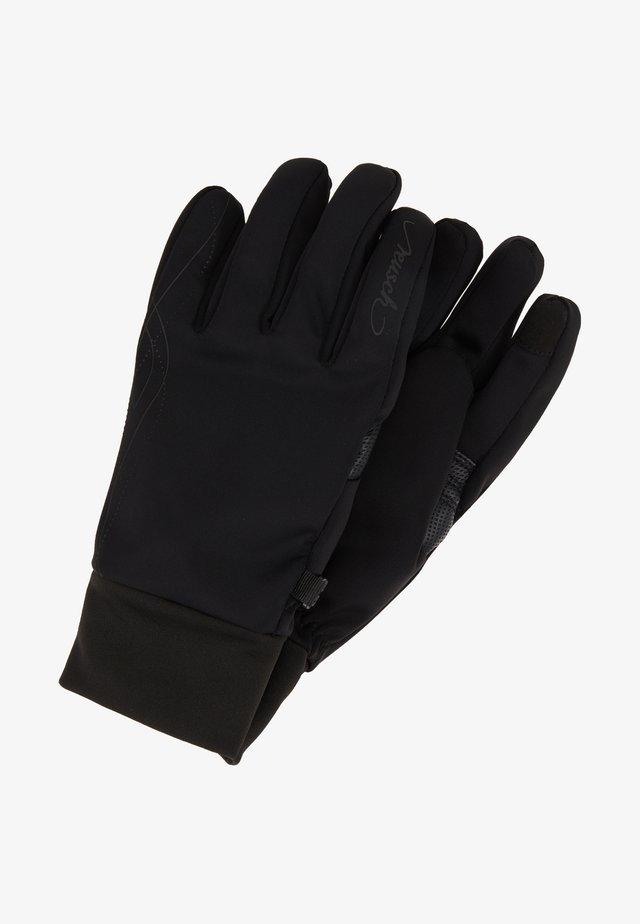 SASKIA TOUCH-TEC™ - Sormikkaat - black