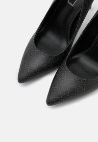 Liu Jo Jeans - VICKIE - Zapatos altos - black - 5