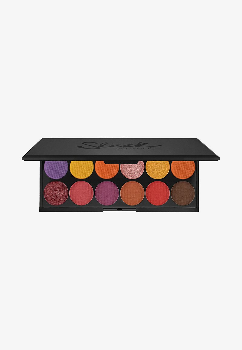 Sleek - SL IDIVINE EYE PALETTE - Eyeshadow palette - chase the sun