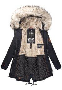 Navahoo - Winter coat - blue - 4