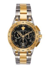 Versace Watches - SPORT TECH - Cronografo - gold-coloured/gun - 0
