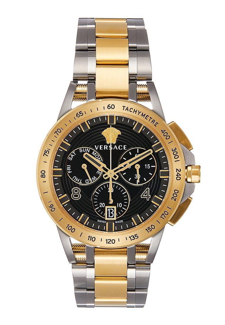Versace Watches - SPORT TECH - Cronografo - gold-coloured/gun