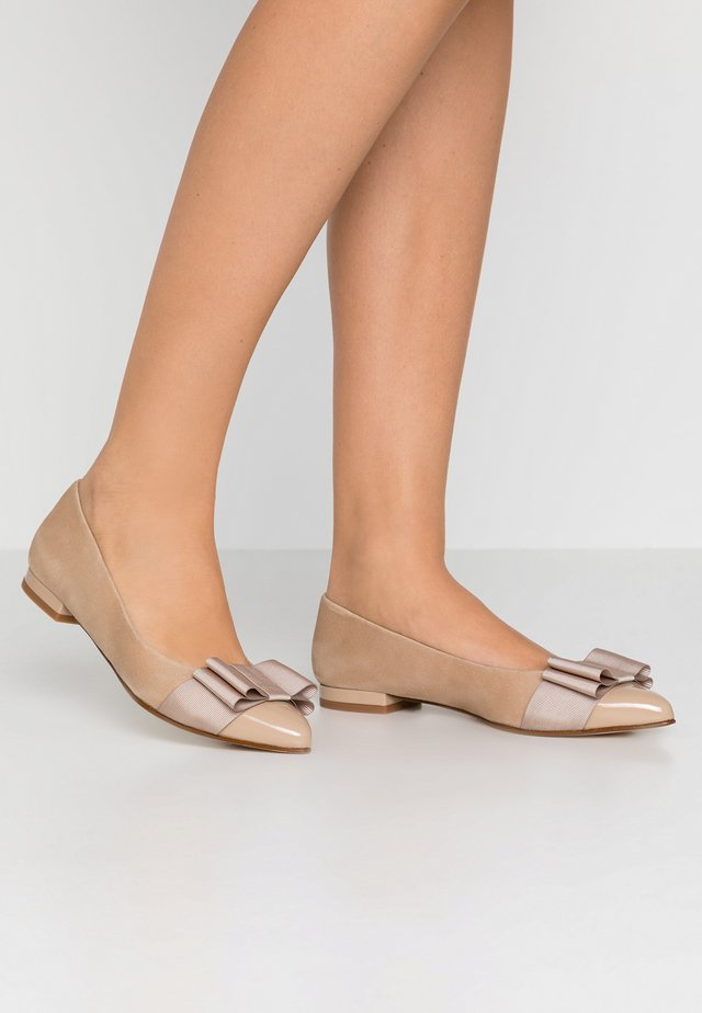 PARKER - Ballet pumps - sumatra