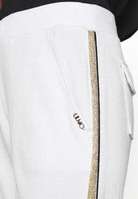 Liu Jo Jeans - PANT - Trousers - bianco/silver - 5