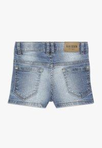 Blue Seven - Denim shorts - blue denim - 1