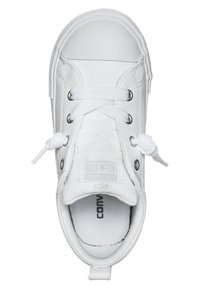 Converse - CHUCK TAYLOR ALL STR STREET - Sneakers laag - white - 4
