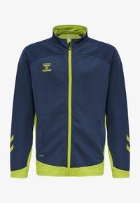 Hummel - Training jacket - dark denim - 0