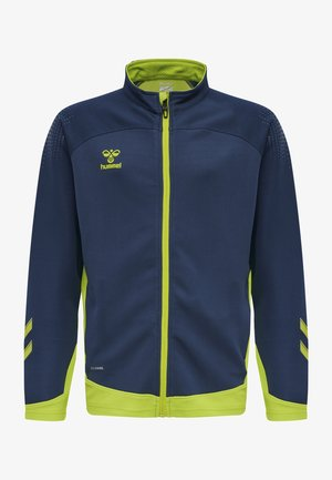 Training jacket - dark denim