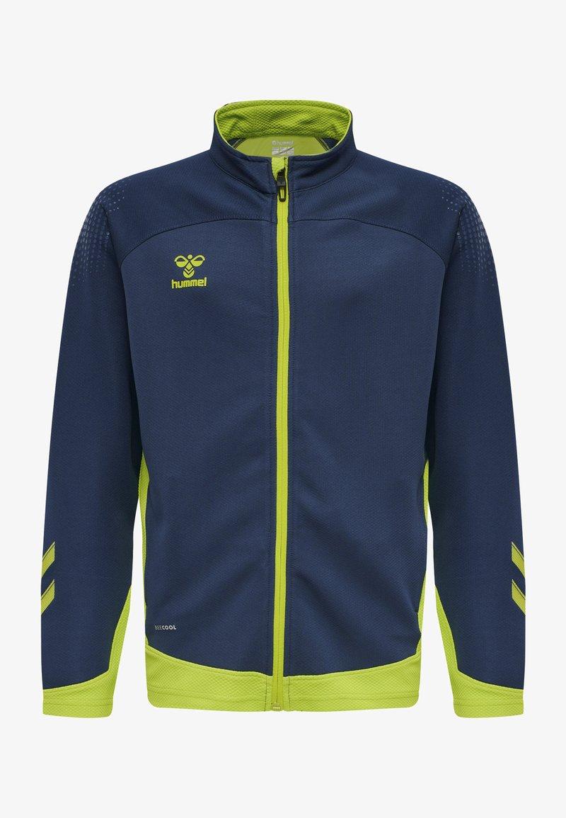 Hummel - Training jacket - dark denim