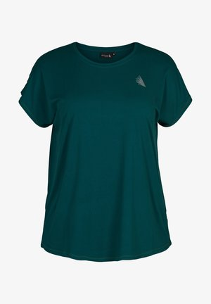 Basic T-shirt - green