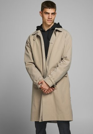 Classic coat - chinchilla