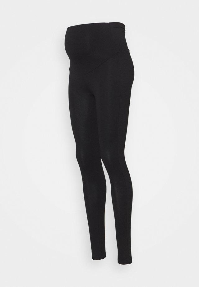 PARIS - Leggings - Trousers - black