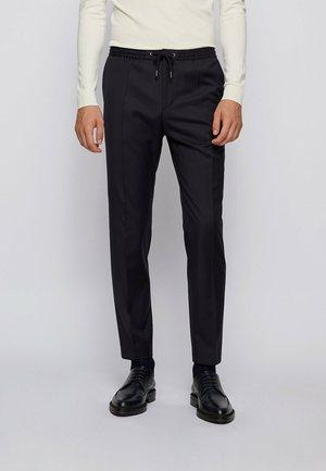 BANKS_RET - Trousers - dark blue