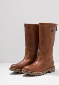 Bullboxer - Boots - cognac - 4