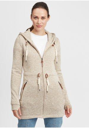 Fleece jacket - dune