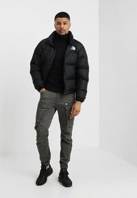 G-Star - ROVIC ZIP 3D STRAIGHT TAPERED - Cargobroek - grey - 1