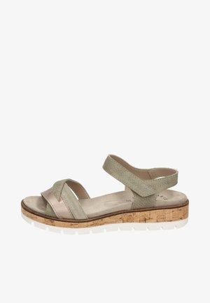 Sandals - groen