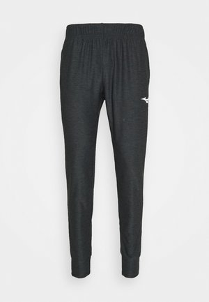 TRAINING PANT - Tracksuit bottoms - black melange