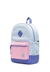 Herschel - School bag - ballad blue pastel crosshatch/candy pink/dusted peri - 2