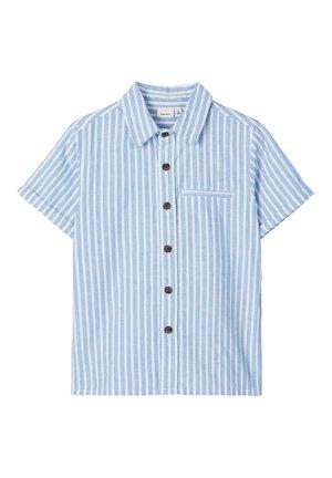 HEMD KURZÄRMELIGES BAUMWOLL - Shirt - bright white