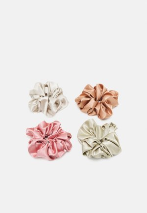 ONLSARA SCRUNCHIES 4 PACK - Hair styling accessory - humus/ashrose/dustyrose