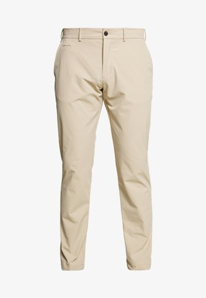 MEN IKE PANTS - Trousers - oxford tan
