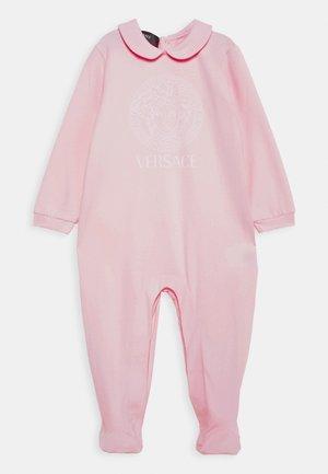TUTINA CON PIEDI - Sleep suit - rose