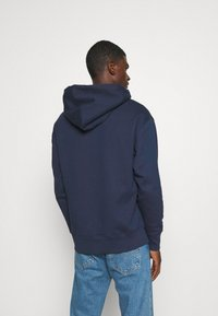 Tommy Jeans - BADGE HOODIE - Hoodie - twilight navy - 2
