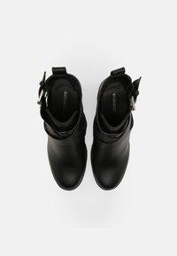 Even&Odd - Kotníkové boty - black - 5