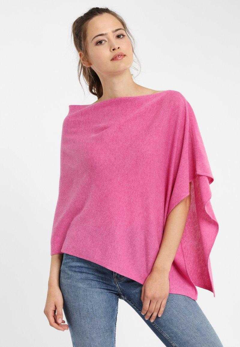 PONCHO COMPANY - Cape - pink